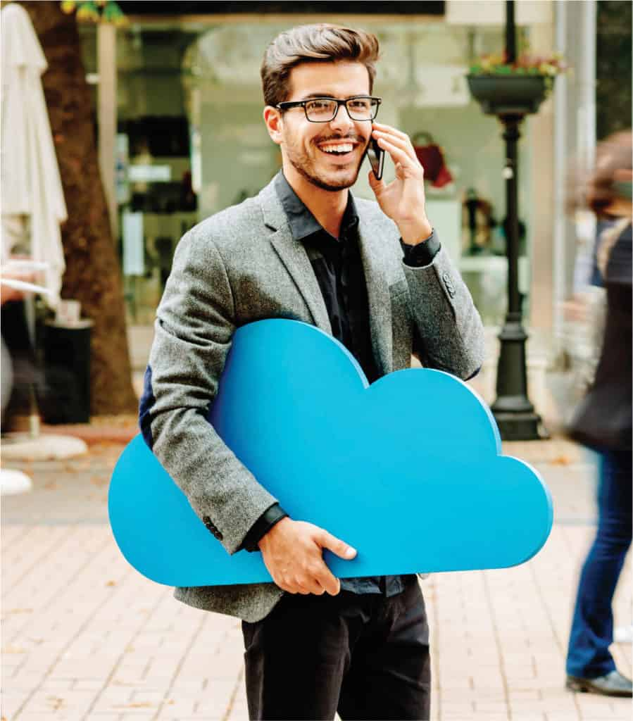 Business Cloud Telephone Services Products
