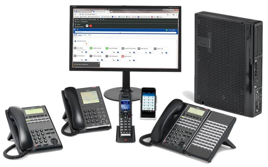 NEC SL2100 Telephone Products Services