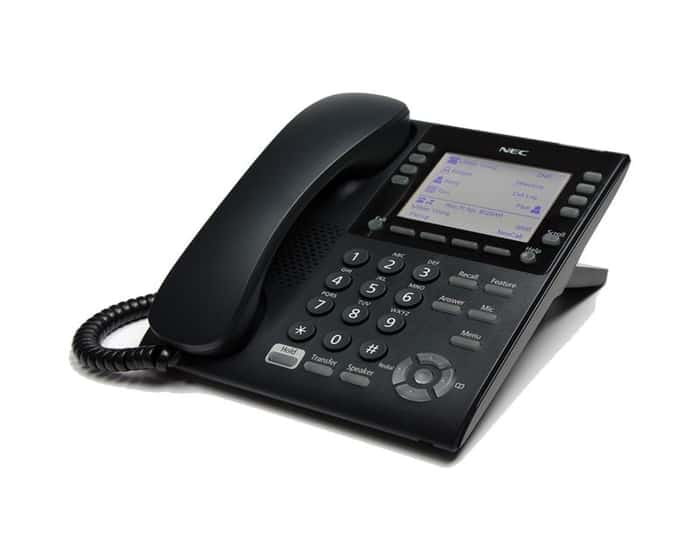 Business Telephone Services Communications NEC Product