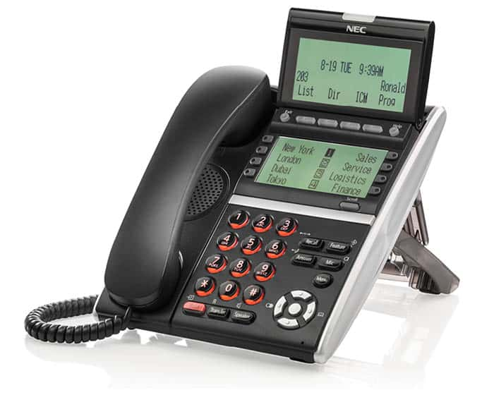Business Telephone Services Communications Products NEC