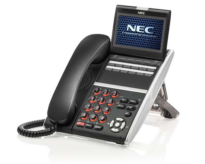 Business Telephony Services Communications NEC
